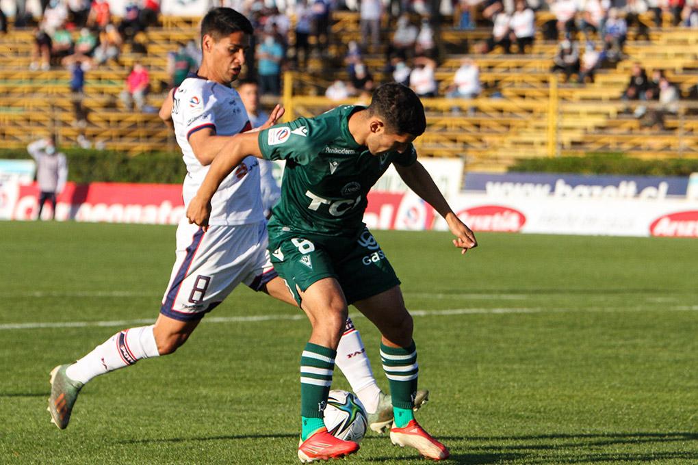 Nada para nadie: Melipilla y Wanderers no se sacaron ventajas en duelo de colistas