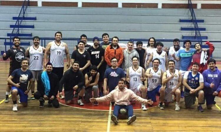 Elenco talquino llevará el básquetbol a los distintos barrios de la comuna