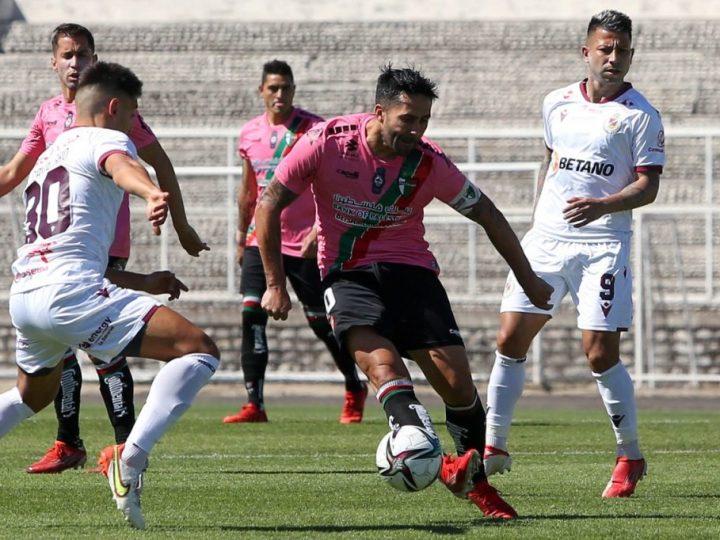 En tarde de goles: Palestino igualó con La Serena