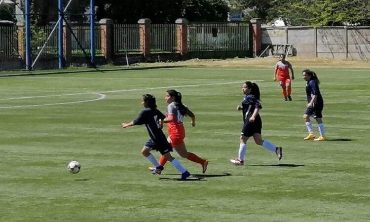 Cuadrangular de fútbol femenino tendrá en acción a las damas sanclementinas