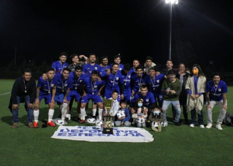 """Esmeralda de Chequén logró el """"bi"""" en el torneo aniversario de San Clemente"""