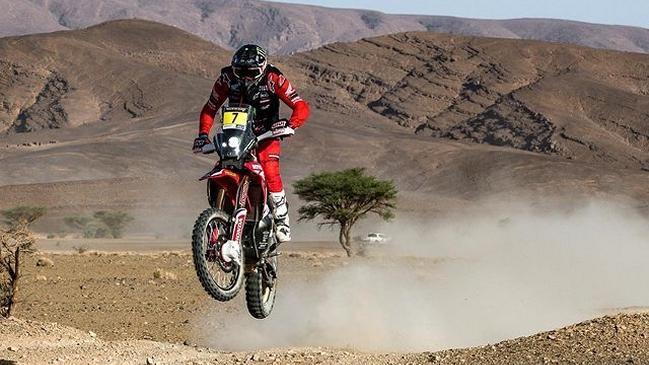 Pablo Quintanilla ganó el Rally de Marruecos