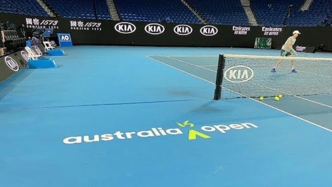 Abierto de Australia: Anunciaron restricciones para tenistas que no estén vacunados contra el covid