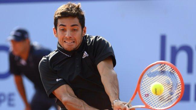 Cristian Garin se despidió en tercera ronda de Indian Wells tras perder con Alex de Miñaur