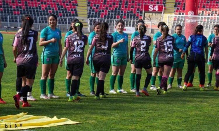 ¡Liga Femenina de Fútbol del Maule es una realidad!