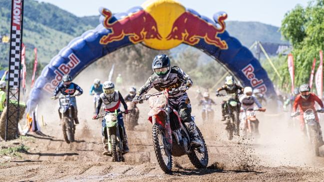 Saldo positivo dejó la segunda fecha del Nacional de motocross en Talca